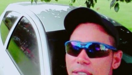 Gean Santos Barbosa, de 27 anos, foi morto com uma facada em Primavera do Leste (Foto: Facebook/Reprodução).
