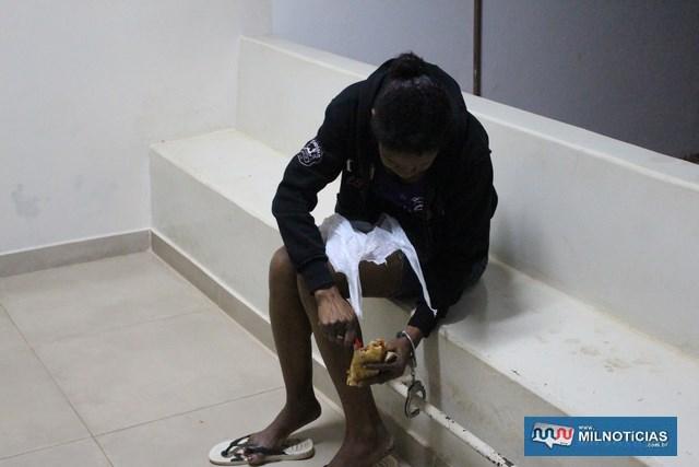 Segundo investigações, mulher estava presente nos dois homicídios e foi o pivô dos crimes. Foto: MANOEL MESSIAS/Agência