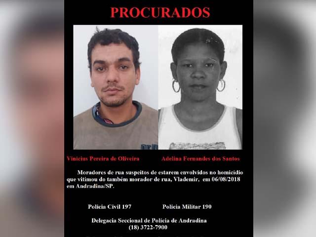 Polícia Civil havia descoberto que eles estavam envolvidos no duplo homicídio. Foto: Divulgação