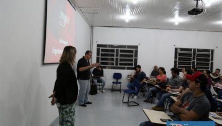 Aulas da Univesp (Universidade Virtual do Estado de São Paulo) já começaram. Foto: Secom/Prefeitura