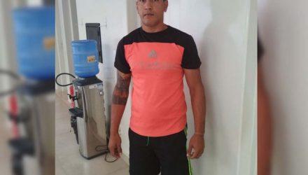 O jovem foi capturado e recolhido á cadeia de Murutinga do Sul, aguardando vaga em uma penitenciária estadual para cumprimento da pena. Foto: DIVULGAÇÃO