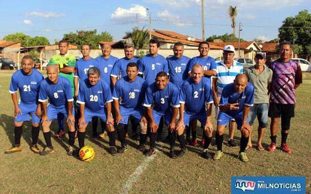 Castilho foi o grande campeão do Torneio na categoria 50 anos em comemoração ao aniversário do Guarani. Foto: MANOEL MESSIAS