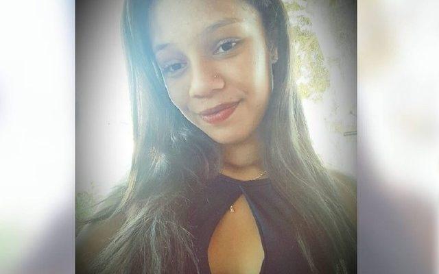 Kesia Leticia França da Silva foi encontrada morta depois de ficar desaparecida por semanas — Foto: Facebook/Reprodução.