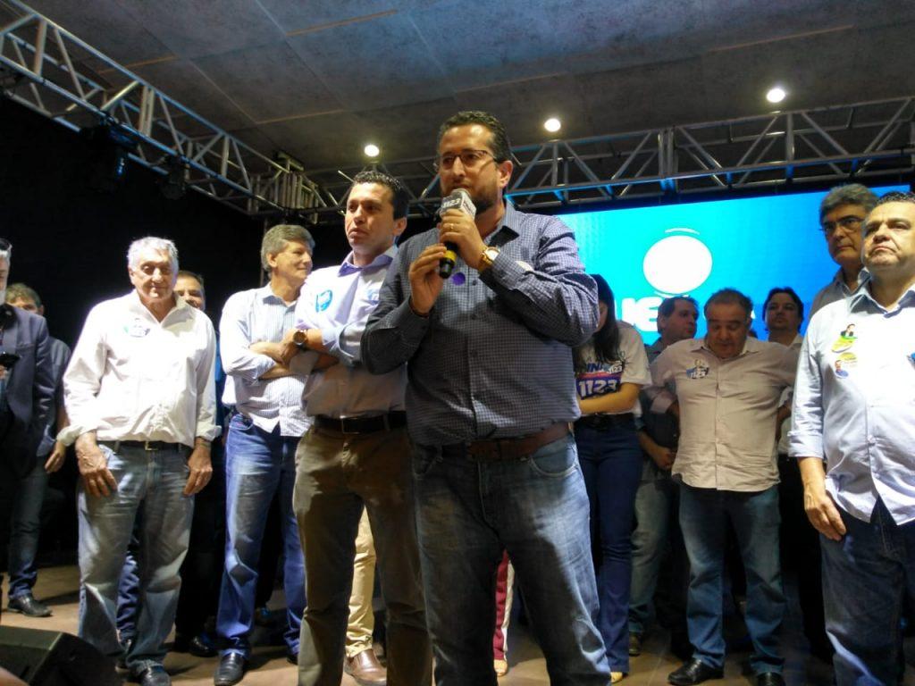 Prefeito de Birigui, Cristiano Salmeirão, agradeceu o empenho do deputado Fausto Pinato (Fotos: Divulgação)