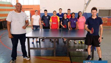 Equipe de Andradina vem sendo destaque nas competições. Fotos: Secom/Prefeitura