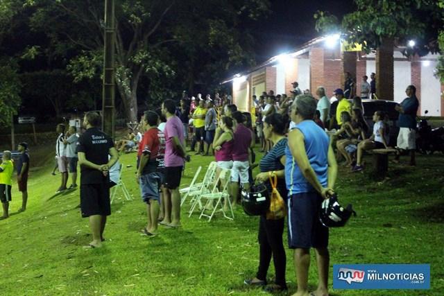 Muitos torcedores compareceram nas dependências do Guaporé. Foto: MANOEL MESSIAS/Mil Noticias