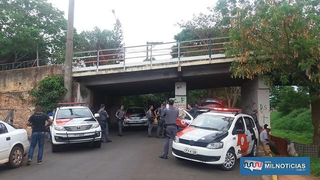 Trânsito no local precisou ser interditado até que a perícia técnico/científica realizasse seu trabalho. Foto: MANOEL MESSIAS/Agência