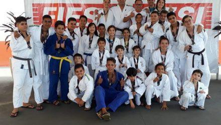 Competição foi realizada no Sesi da cidade de Araçatuba. Foto: Secom/Prefeitura