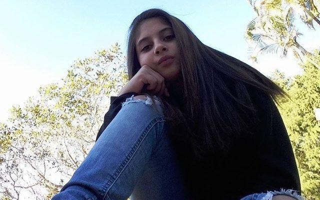 Jovem morta pelo pai vai ser enterrada nesta quinta-feira em São Roque — Foto: Facebook/Reprodução