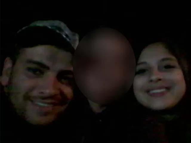 Horácio postou foto com ex-mulher e filha no Facebook em outubro de 2017 — Foto: Facebook/Reprodução