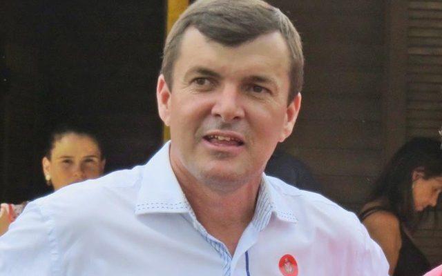 Prefeito de Teodoro Sampaio, Ailton César Herling (PSB) — Foto: Divulgação/Prefeitura