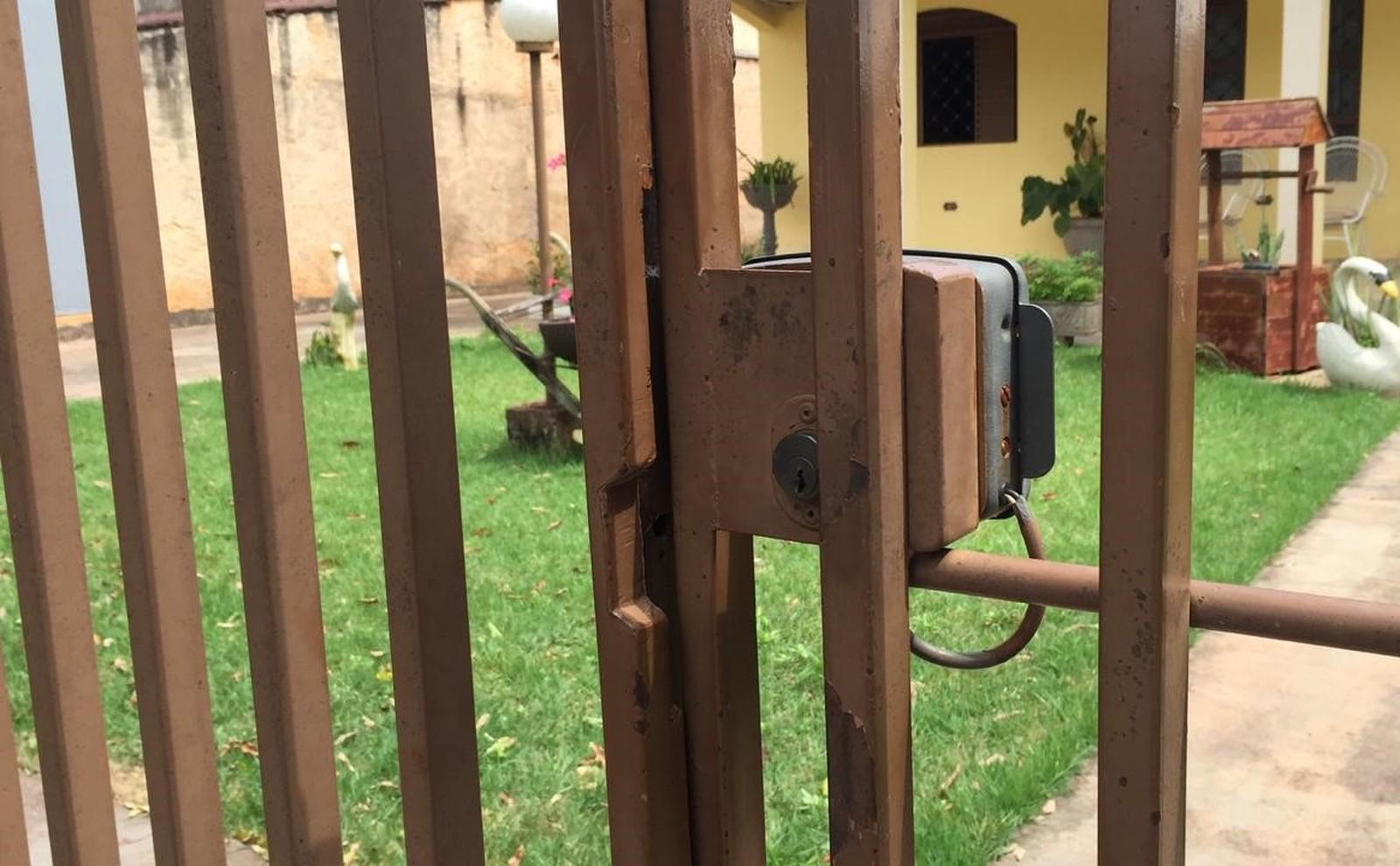 Troca de tiros ocorreu em Teodoro Sampaio — Foto: Bruna Bachega/TV Fronteira