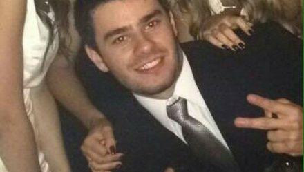 Diogo Belentani foi atingido no peito e morreu antes de chegar ao pronto-socorro em Araçatuba — Foto: Reprodução/Facebook