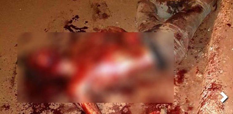 """""""Cicatriz"""" foi assassinado com quatro golpes de faca em um terreno do bairro Ipê, em Itapura. Foto: Facebook"""