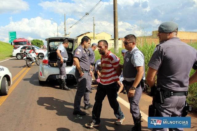 Fábio disse que embarcou em uma ação furada. Foto: MANOEL MESSIAS/Mil Noticias