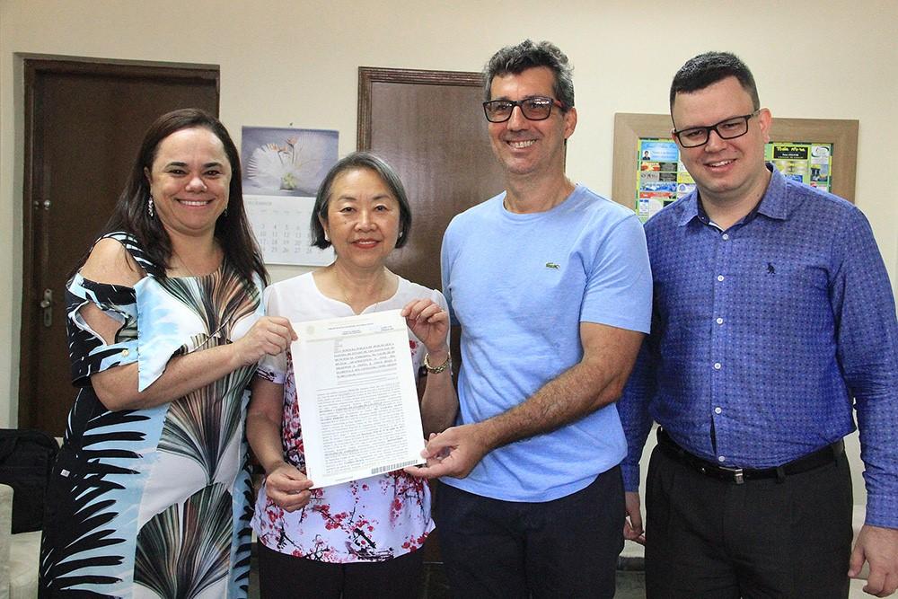 Obras da nova sede da Unidade Regional (UR-15) devem começar em 2019. Foto: Secom/Prefeitura