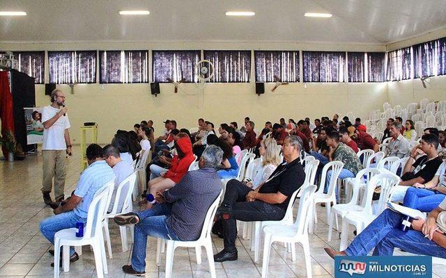 Evento foi realizado na Fundação Educacional de Andradina. Foto: Secom/Prefeitura