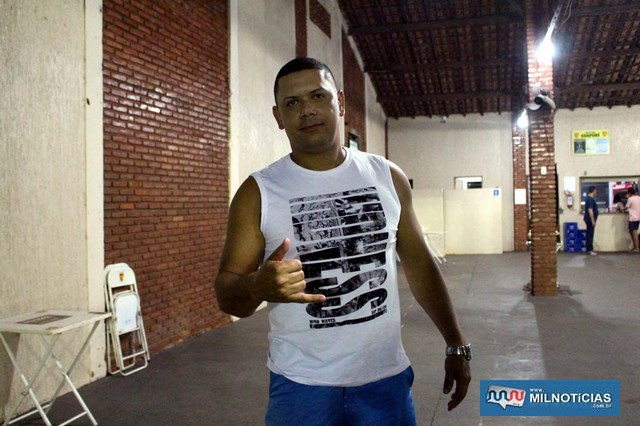 André (Posto Sertanejo) foi a defesa menos vazada. Foto: MANOEL MESSIAS/Mil Noticias