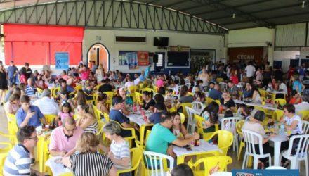Festa aconteceu em novembro e mereceu destaque da imprensa andradinense. Fotos: MANOEL MESSIAS/Mil Noticias