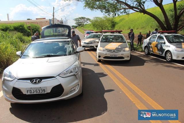 Hyundai Veloster está financiado em nome de Fabiano. Foto: MANOEL MESSIAS/Mil Noticias