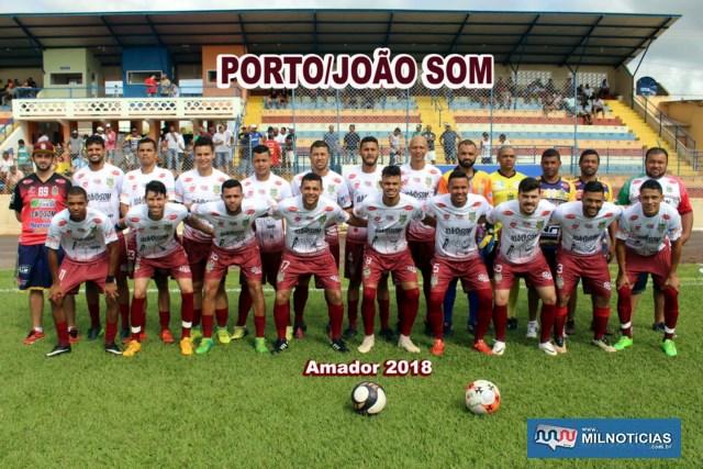 Porto/João Som (branco e grená), ingressou com recurso por suposta irregularidade do adversário. Foto: MANOEL MESSIAS/Agência