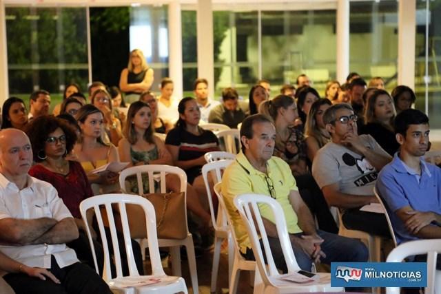 Secretaria Municipal de Saúde e Diretoria Regional de Saúde realizaram um evento de capacitação e orientação aos gestores em saúde da região. Fotos: Secom/Prefeitura