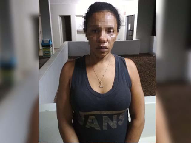 Mulher condenada por crime de sequestro e cárcere privado cometido na cidade de Presidente Prudente. Foto: DIVULGAÇÃO