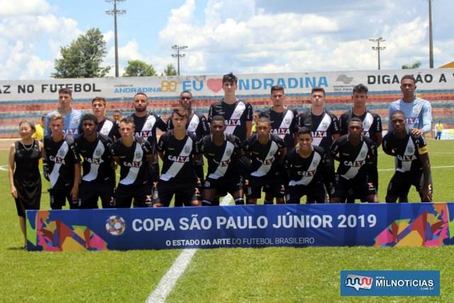Equipe da Ponte Preta é tradicional na Copa são Paulo. Foto: MANOEL MESSIAS/Mil Noticias