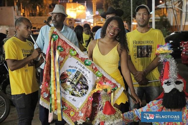 Evento mantém tradições culturais. Fotos: Secom/Prefeitura