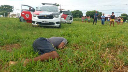 O desempregado Klevison de Melo Silva, 26 anos, foi morto com três tiros. Foto:RP10