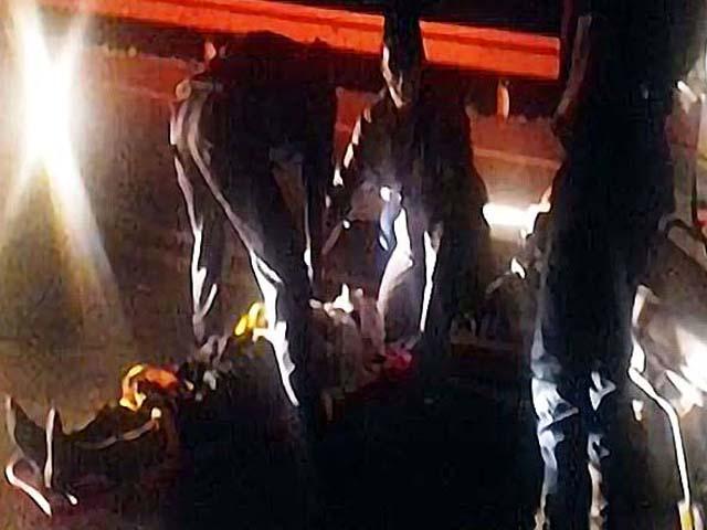 Vítima foi socorrida para o hospital de Ilha Solteira. Foto: DIVULGAÇÃO