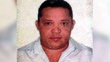 Marceneiro José Dantas da Silva, de 44 anos, foi preso por matar a mulher em Praia Grande, SP — Foto: Arquivo Pessoal
