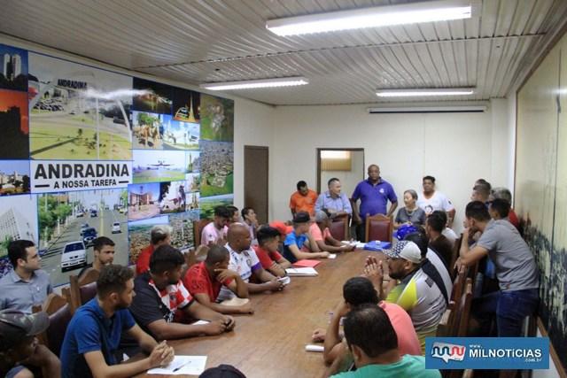 Tradicional competição envolverá 23 equipes. Foto: Secom/Prefeitura