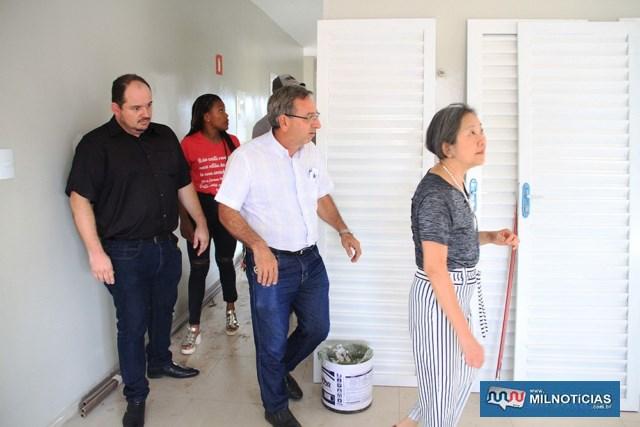 Unidade vai ampliar a rede de assistência para àquela região da cidade. Foto: Secom/Prefeitura