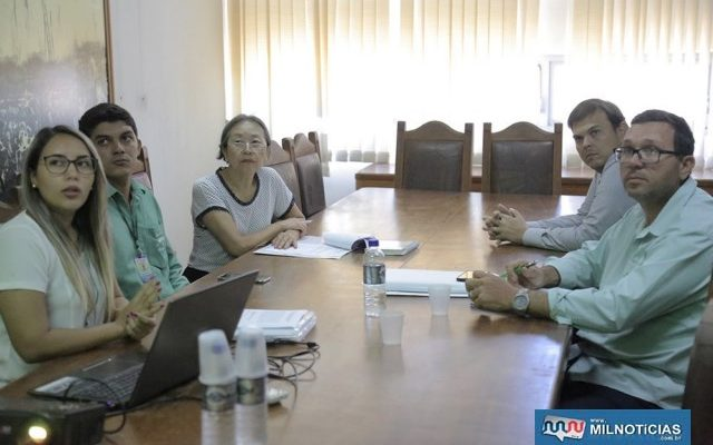 Tamiko acompanha relatório que aponta uma evolução anual de 32,1%. Foto: Secom/Prefeitura