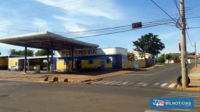Acidente fatal aconteceu no cruzamento da av. Rio Grande do Sul com rua Espírito Santo, divida dos bairros Benfica e Gasparelli. Foto: DIVULGAÇÃO