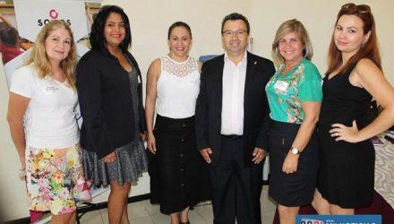 Secretária municipal de Educação do Governo de Andradina, Lucilene Novais dos Santos, foi eleita coordenadora do polo UNDIME. Foto: Secom/Prefeitura