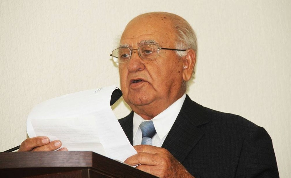 Ex-prefeito de Guaraçaí (SP) Habbib Asseis morreu com suspeita de dengue — Foto: Jornal Impacto Online