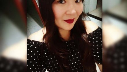 Karina Kajimoto foi encaminhada para o hospital após procurar atendimento em uma UBS da cidade. Foto: Facebook