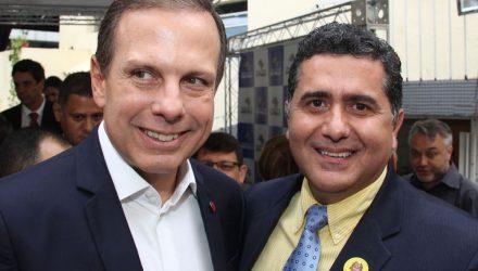 João Dória fez o convite para Marco Pilla assumir cargo na Secretaria de Secretaria de Desenvolvimento Regional do Estado de São Paulo (Foto: Divulgação)