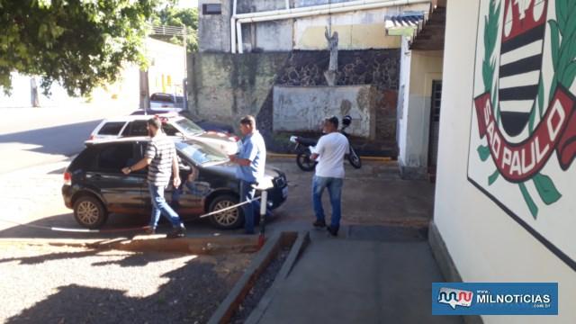 Um dos presos, um motorista de ônibus, é acusado de importunação sexual. Foto: MANOEL MESSIAS/Agência