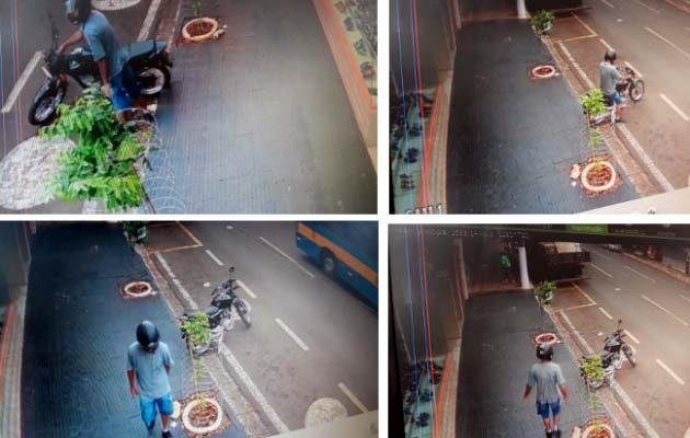 Ladrão armado com revólver roubou R$ 15 mil de um empresário em Ourinhos. Foto: DIVULGAÇÃO