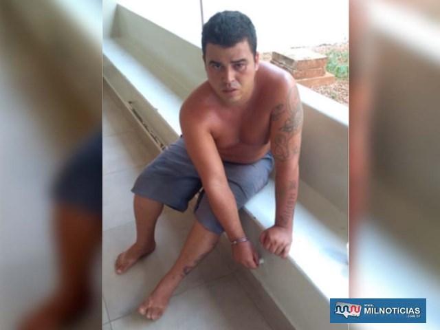 'Tiago Guerreiro' foi indiciado por tráfico de entorpecente e resistência. Foto: DIVCULGAÇÃO