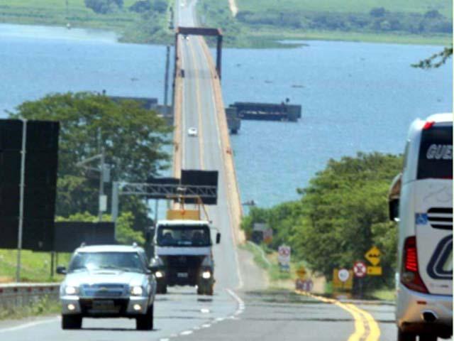 A concessionária informou que o trânsito segue normal na rodovia. Foto: J. Serafim Show