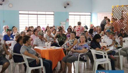 Evento ocorre no salão da Igreja São Sebastião a partir das 13h. Foto: Secom/Prefeitura