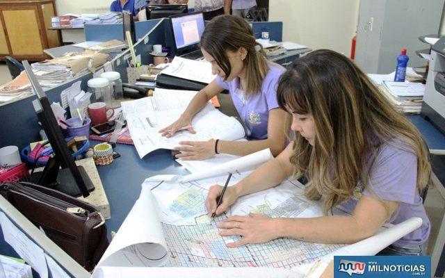 Processo é feito em parceria com a CIEE. Foto: Secom/Prefeitura