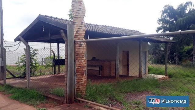 'Espetinho do Morango' está localizado na Av. Guanabara, próximo da Unimed. Foto: MANOEL MESSIAS/Agência