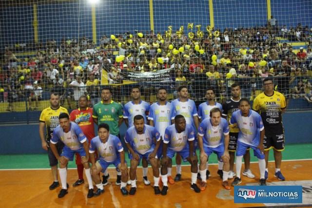Santo Antônio, vice campeão. Foto: MANOEL MESSIAS