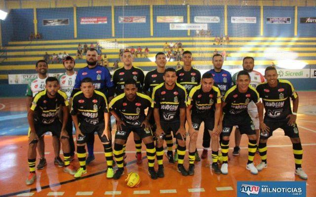 Equipe do Porto João Som passeou diante do frágil Juventude. Fotos: MANOEL MESSIAS/Mil Noticias