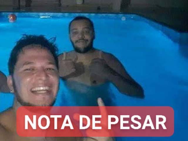 Os amigos Diogo e Maurício, de 27 e 28 anos, receberam várias homenagens póstumas. Foto: Facebook